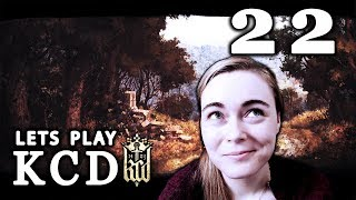 (Henry gets Poked by a Cuman.) Lilia Plays Kingdom Come: Deliverance - Part 22