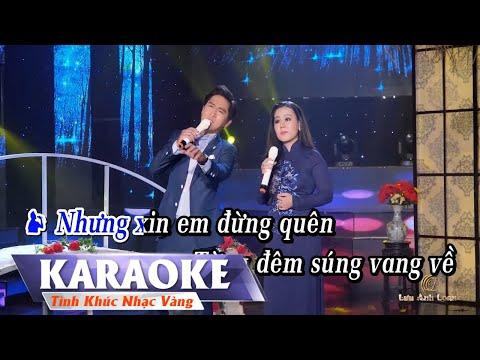 [KARAOKE] Hành Trang Giã Từ - Song Ca Lưu Ánh Loan & Tùng Anh