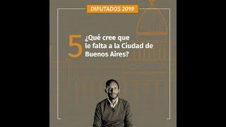 5 candidatos a diputados por Capital responden: ¿Qué cree que le falta a la Ciudad de Buenos Aires?