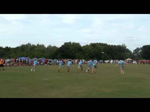 2011 Club Championships: Bay Area Revolver v. Texas Doublewide (RAW Footage)