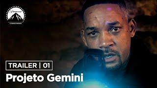 Projeto Gemini | Trailer oficial #1 | DUB | Paramount Pictures Brasil