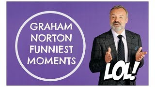 Graham Norton Funniest Moments (Compilation 1)