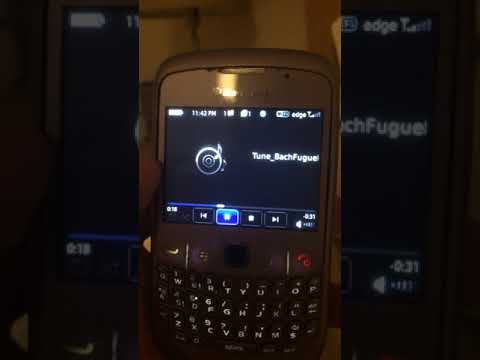 BlackBerry 8520 ringtones