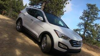 Hyundai Santa Fe 2013 Videos