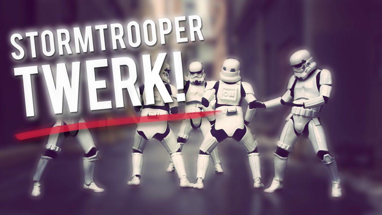 Stormtrooper Twerk The Original Dancing Stormtroopers In