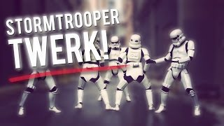 Repeat youtube video STORMTROOPER TWERK! The Original Dancing Stormtroopers! in 4K ULTRA HD // ScottDW