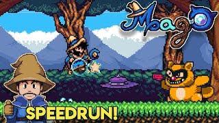 Desafío Speedrun de Mago: Te RETO a Batir mi Récord! - Jugando Mago Demo con Pepe el Mago