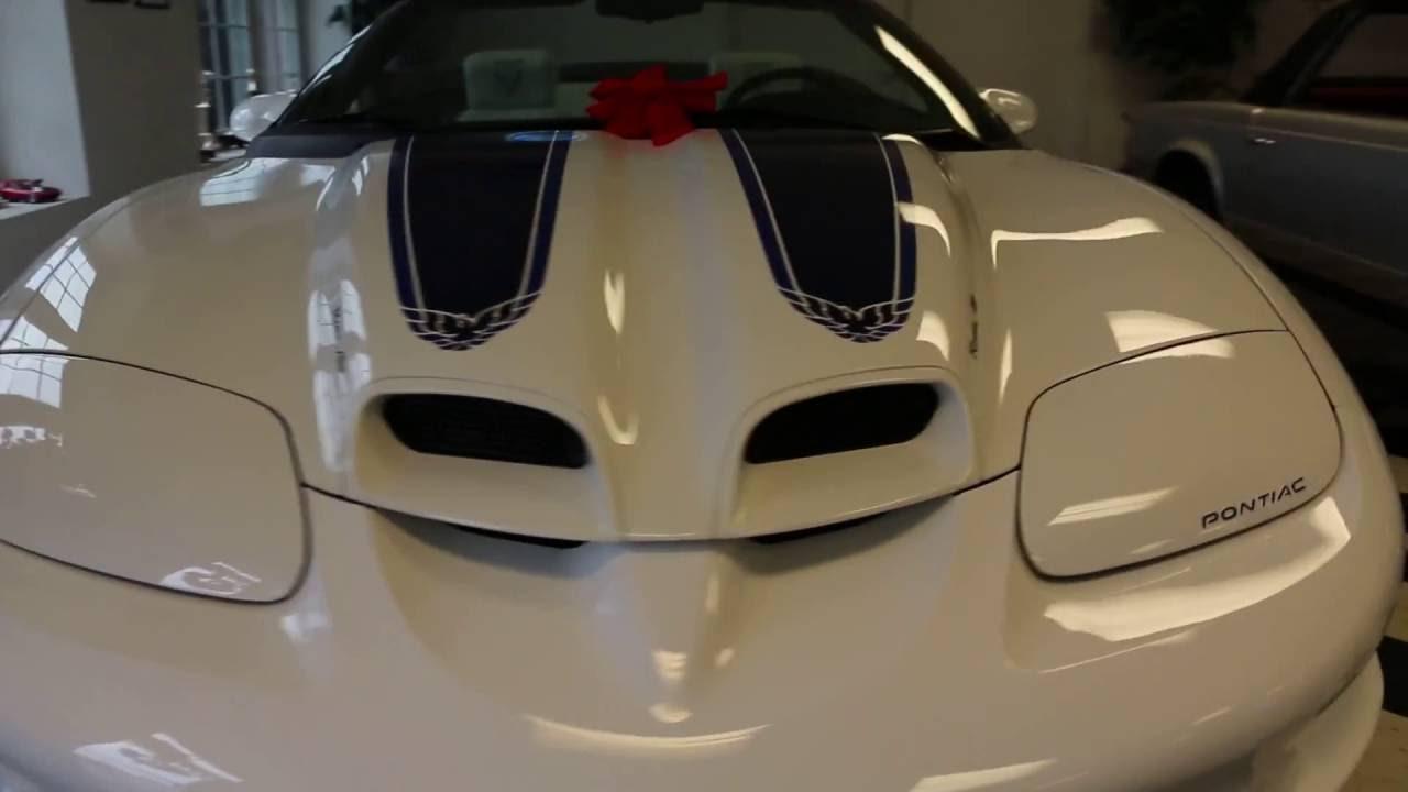 1999 Pontiac Trans Am Daytona 500 Pace Car For Sale~Rare 6 Speed~2 ...
