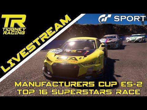 [GT Sport Livestream] - SUPERSTARS || FIA 2019 Exhibition Season 2 - R8