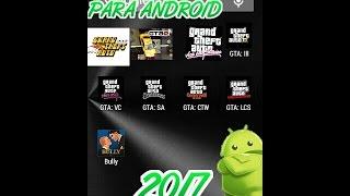 Top Todos Los GTA Disponibles Para Android