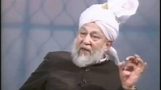 Liqa Ma'al Arab 16 January 1996 Question/Answer English/Arabic Islam Ahmadiyya