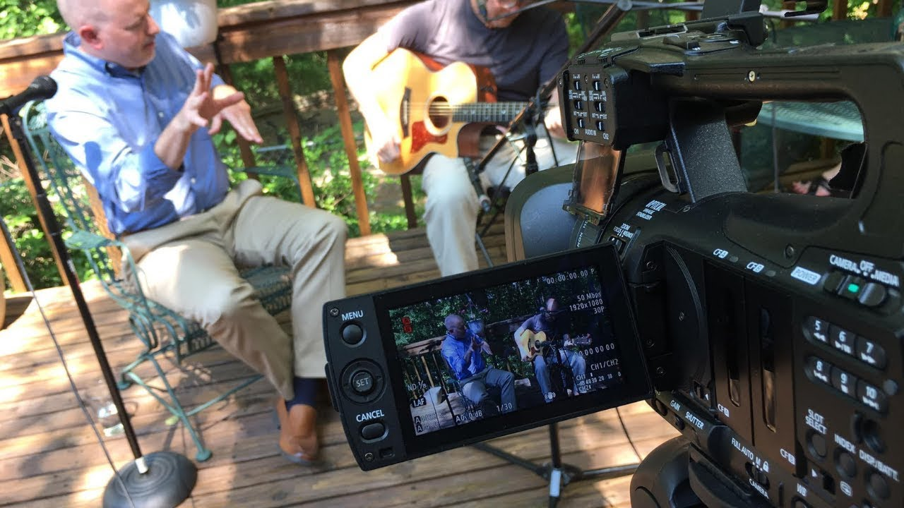 """River Jordan"" - Spirit Sessions in Studio"