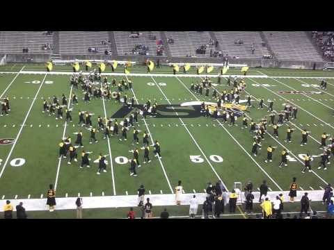 Alabama State University 2013 Marching Band - Part I