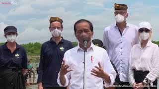 Download Keterangan Pers Presiden RI Setelah Melakukan Penanaman Pohon Mangrove, Tana Tidung, 19 Oktober 2021