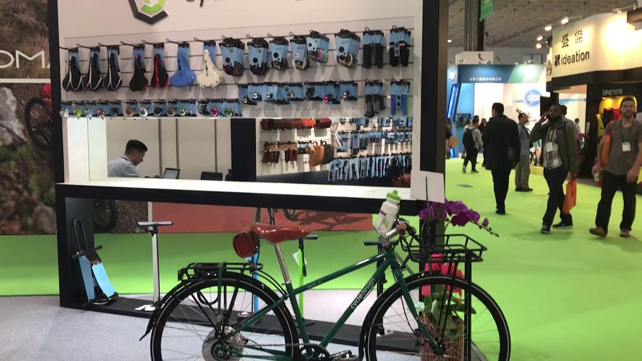復古式腳踏車 - cycledesign - YouTube