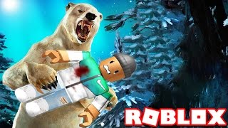 BEAR ATTACK IN ROBLOX