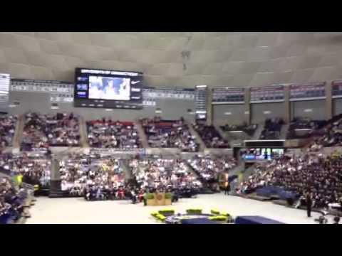 Kulsum's UConn graduation commencement speech- May 12, 2013