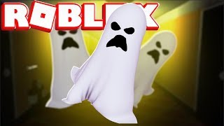 *New*Roblox Ghost Busters Simulator!