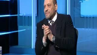 نمبر وان |  لقاء محمود الشامي عضو اتحاد الكرة السابق