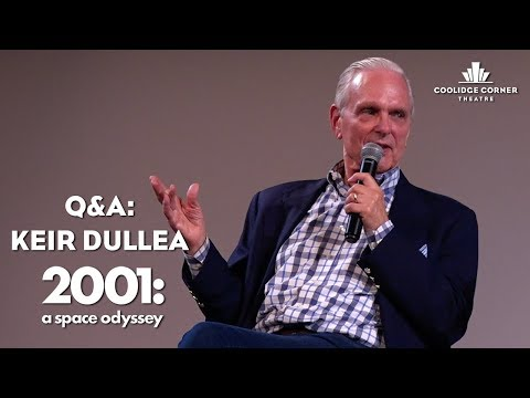 Keir Dullea on the enduring power of 2001: A Space Odyssey  Clip HD  Coolidge Corner Theatre
