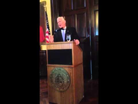 Jay Nixon calls for campaign finance reform