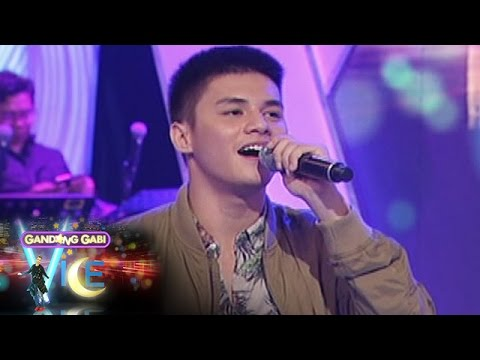 "GGV: Ronnie Alonte sings ""Love At Website"""