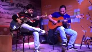 Cát Bụi   Guitar Le Hung Phong   Cao Minh Duc
