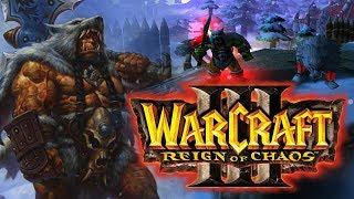 Warcraft 3 - WŁADCA KLANÓW - Nowa Kampania! ⚔️ eXtra klasyka / GIVEAWAY co 100 łap w górę - Na żywo