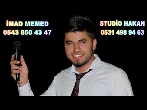 İMAD MEMED YENİ ALBÜM HALAY 0543 850 43 47 mardin/kızıltepe 2017 2018