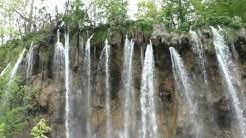 Kroatia Plitvicen kansallispuisto 2017