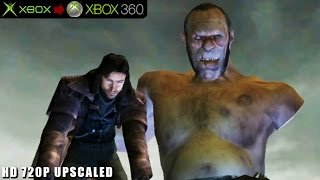 Van Helsing - Gameplay Xbox HD 720P (Xbox to Xbox 360)