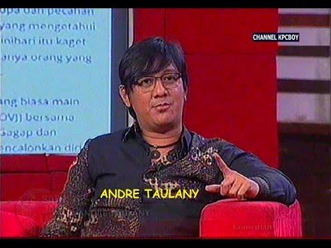 [FULL] Lebih Dekat & Membongkar Masa Lalu Andre Taulany [14 Maret 2015]