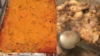 Nicki Minaj Macaroni & cheese recipe is legendary! Thanksgiving dinner includes fried chicken & more