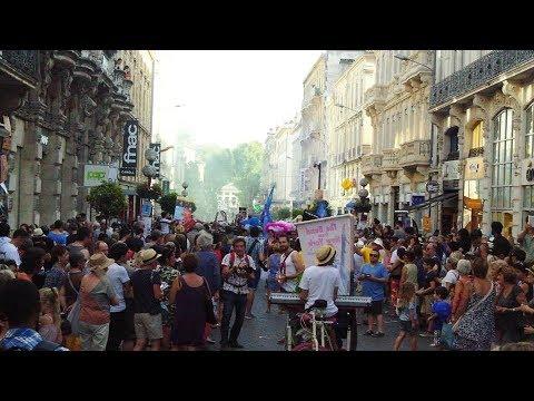 OFF 2017 : La Grande Parade d'Avignon, les meilleurs moments...