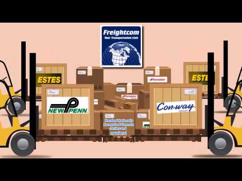 Animated Explainer Video for Freight Company