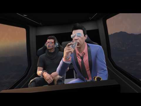 Twenty One Pilots - Ride (Jaydon Lewis Remix) GTA 5 MUSIC VIDEO