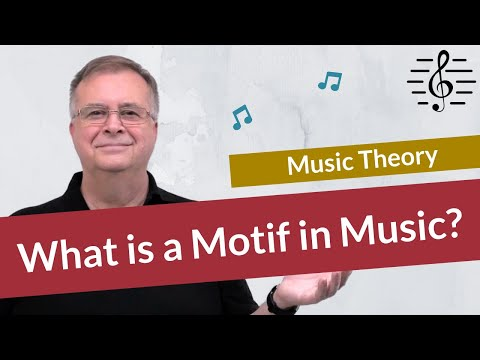 What is a Motif in Music? - Music Theory
