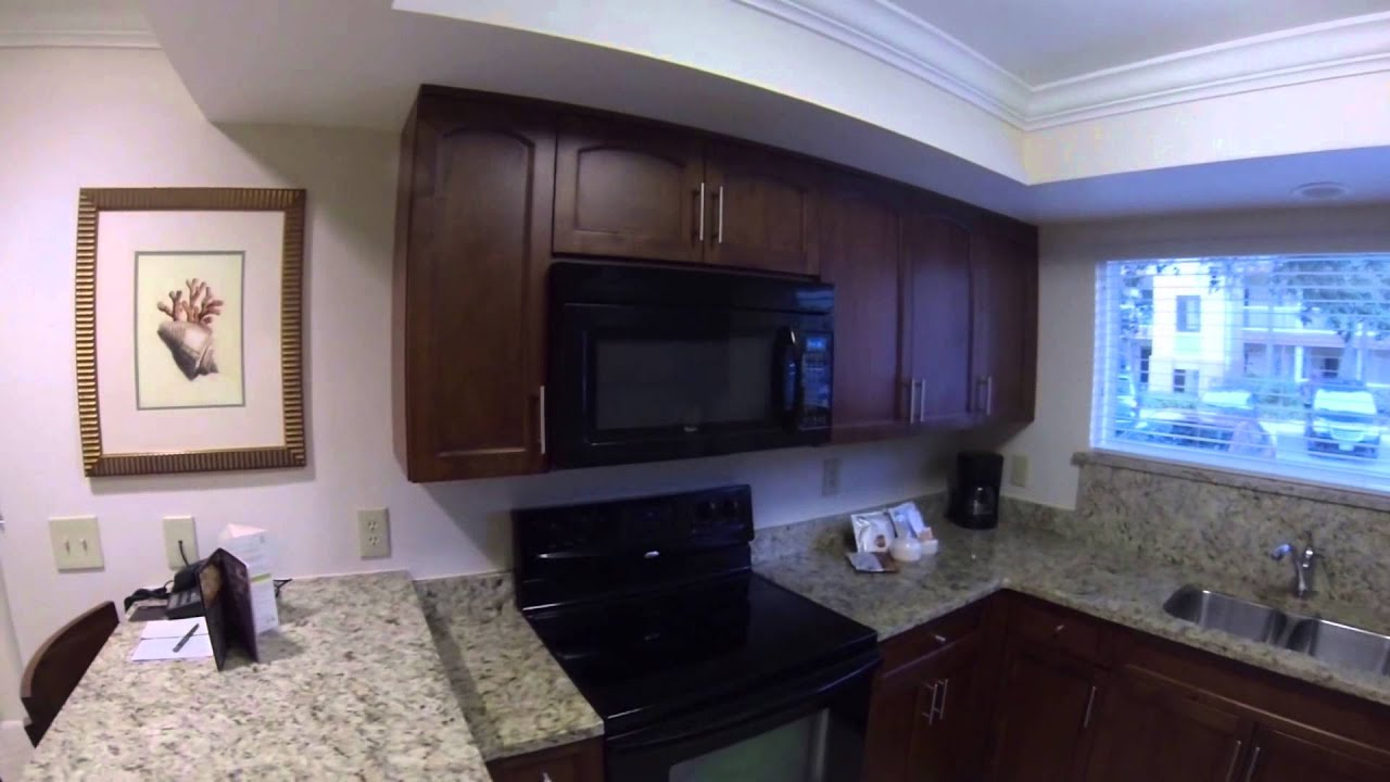 Sheraton Vistana Resort Villas Walkthrough Youtube
