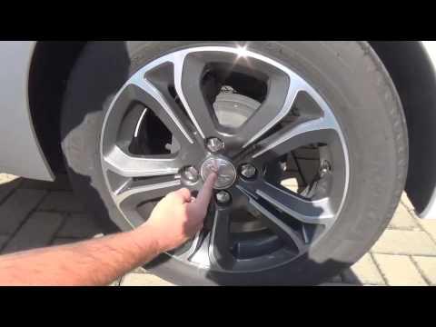 Controllo degli pneumatici