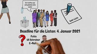 Der Ausländerbeirat Fulda einfach erklärt 3/3:  Wie funktioniert die Wahl?