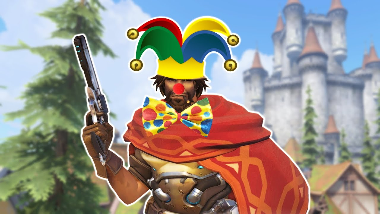 how to actually play McCree - Overwatch