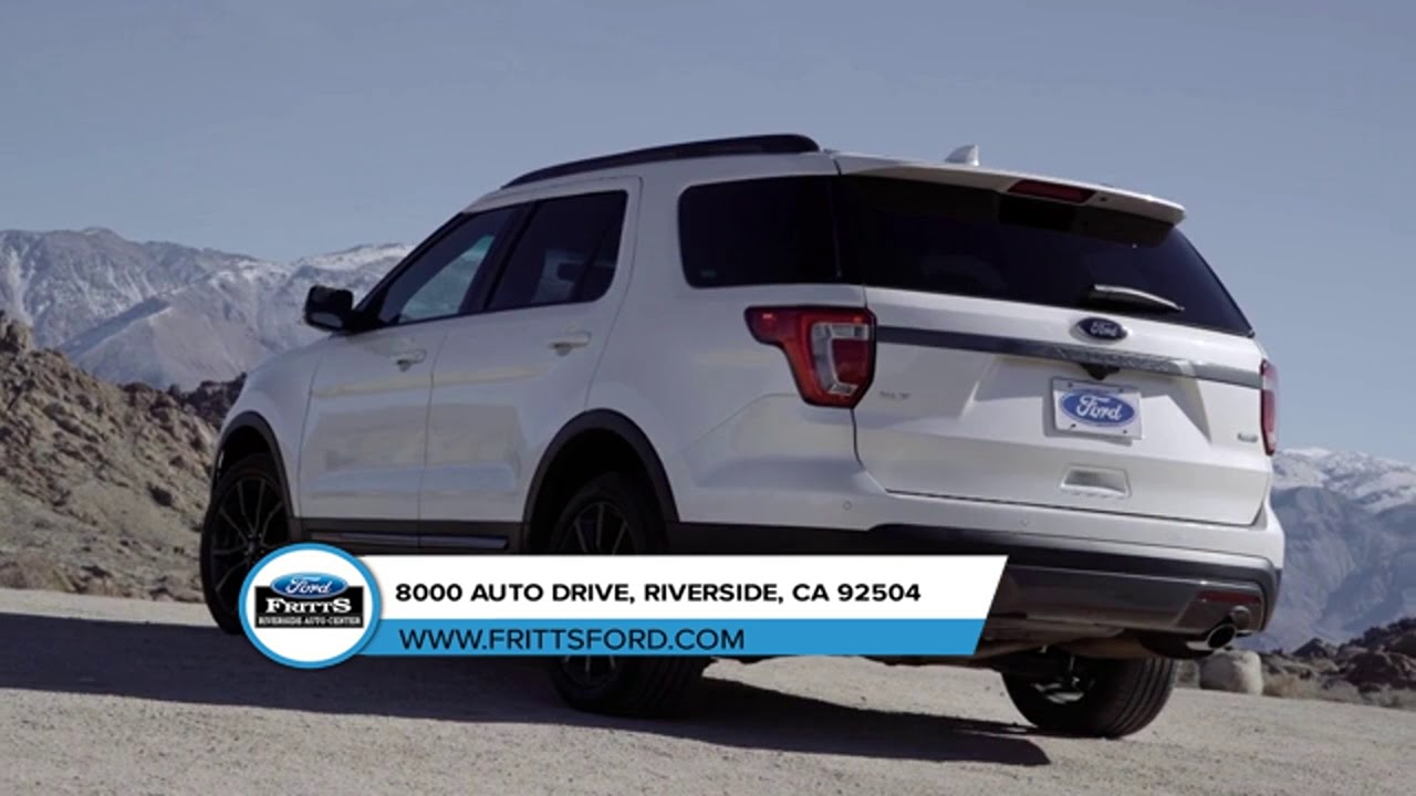 Palm Springs Ford >> 2019 Ford Explorer Palm Springs Ca New Ford Explorer Palm Springs Ca