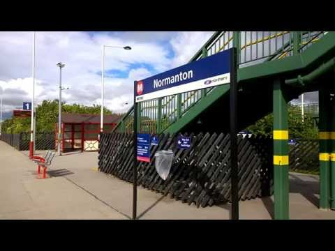 Normanton Train Station