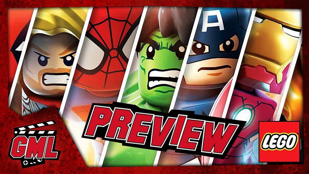 LEGO Marvel Super Heroes - Trailer Français