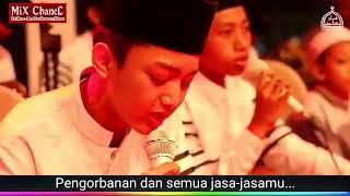 Download Syubanul Muslimin New Rindu Ayah Lirik Voc Gus Azmi Bikin Baper PlanetLagu com