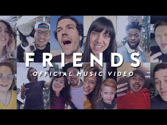 For All Seasons - Friends (Official Music Video)