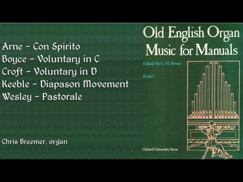 Preview old english organ music for manuals book 1 (ou.