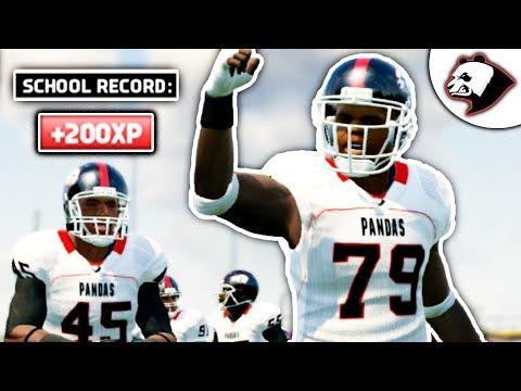 We Broke A School Record!   NCAA 14 Team Builder Dynasty Ep. 3