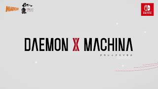 DAEMON X MACHINA Nintendo Direct 2018 9 141080P