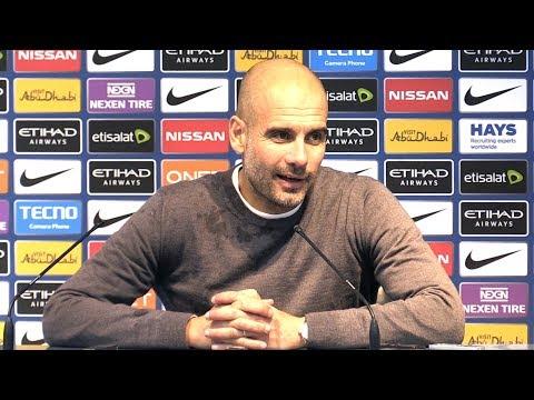 Manchester City 2-1 Southampton - Pep Guardiola Post Match Press Conference - Premier League #MCISOU